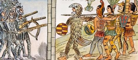 Fray Diego Duran 1585, Tenochtitlan